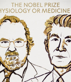 2 nhà khoa học nhận giải Nobel Y khoa 2018